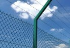 Abbeywood Barbed wire fencing 8