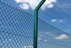 Abbeywood Chainmesh fencing 14